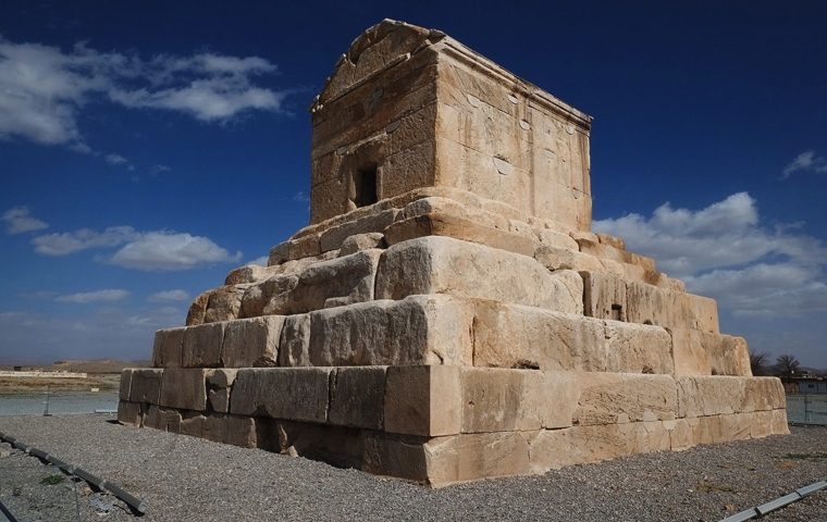 pasargadae tour of tomb of cyrus the great