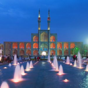 iran explorer tour